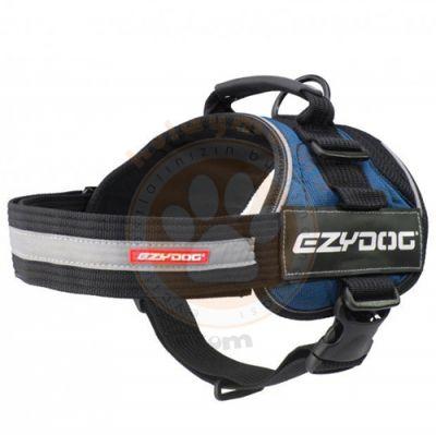 Ezydog Convert Harness Modern Köpek Göğüs Tasması Mavi Medium