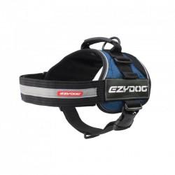 Ezydog - Ezydog Convert Harness Modern Köpek Göğüs Tasması Mavi XL