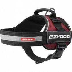Ezydog - Ezydog Convert Harness Modern Köpek Göğüs Tasması Bordo XL