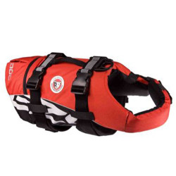Ezydog - Ezydog Dog Flotation Device Red Köpek Can Yeleği Kırmızı Large