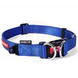 Ezydog - Ezydog Double Up Mavi Köpek Boyun Tasması XLarge