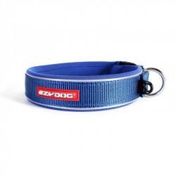 Ezydog - Ezydog Neo Classic Mavi Boyun Tasması XS