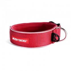 Ezydog - Ezydog Neo Wide Kırmızı Boyun Tasması 2XL