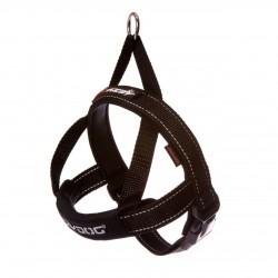 Ezydog - Ezydog Quick Fit Siyah Göğüs Tasması XL