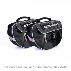 Ezydog - Ezydog Saddle Bags İkili Köpek Çantası Large