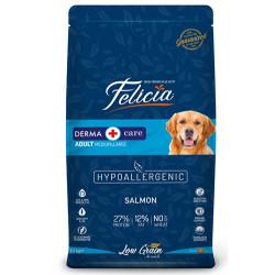 Felicia - Felicia Düşük Tahıllı Somonlu Yetişkin Köpek Maması 15 Kg