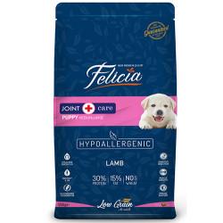 Felicia - Felicia Puppy Düşük Tahıllı Kuzu Etli Büyük Irk Yavru Köpek Maması 15 Kg