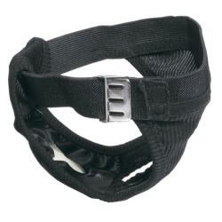 Ferplast - Ferplast Köpek Siyah Regl Külodu Large 59-53 Cm
