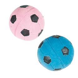 Flamingo 504501 Sponge Balls Sünger Kedi Topu 2'li Paket - Thumbnail