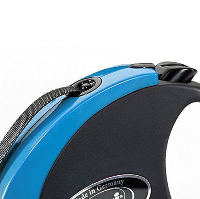 Flexi Collection Otomatik Mavi Şerit Gezdirme Small 3 Mt
