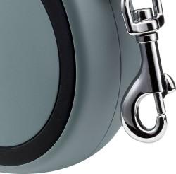 Flexi New Comfort Otomatik Gri Şerit Gezdirme Small 5 Mt - Thumbnail