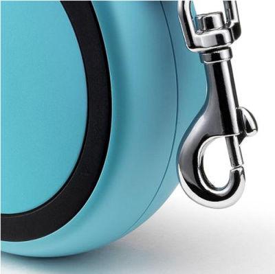 Flexi New Comfort Otomatik Mavi Şerit Gezdirme Small 5 Mt