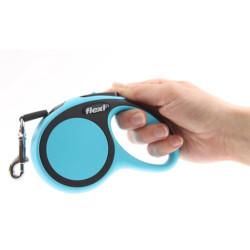 Flexi New Comfort Otomatik Mavi Şerit Gezdirme XSmall 3 Mt - Thumbnail