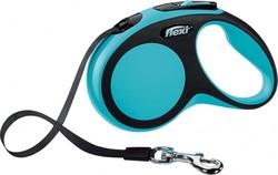 Flexi - Flexi Yeni Comfort Gezdirme Kayışı S 5M Mavi