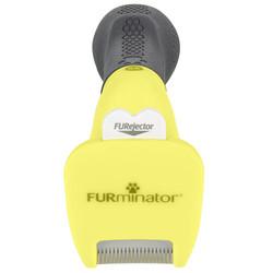 FURminator 691692 Short Hair Kısa Tüylü Köpek Tarağı - XSmall - Thumbnail