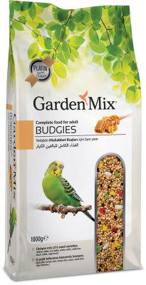 Garden Mix Platin Ballı Muhabbet Kuşu Yemi 1000 Gr