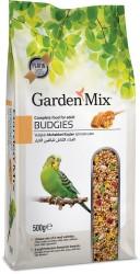 Garden Mix - Garden Mix Platin Ballı Muhabbet Kuşu Yemi 500 Gr