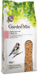 Garden Mix - Garden Mix Platin Finch (Hint Bülbülü) Kuşu Yemi 500 Gr