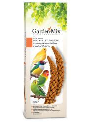 Garden Mix - Garden Mix Platin Kırmızı Dal Darı 150 Gr