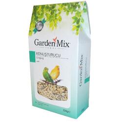 Garden Mix - Garden Mix Platin Konuşturucu Kuş Yemi 200 Gr