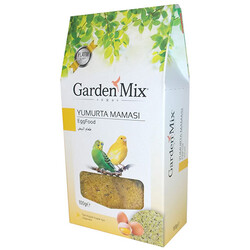 Garden Mix - Garden Mix Platin Kuş Yumurta Maması 100 Gr