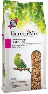 Garden Mix Platin Muhabbet Kuşu Yemi 1000 Gr