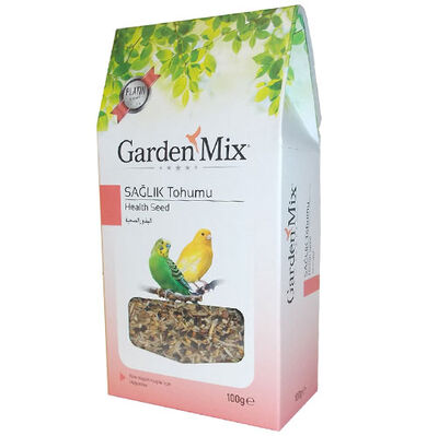 Garden Mix Platin Sağlık Tohumu Kuş Yemi 100 Gr