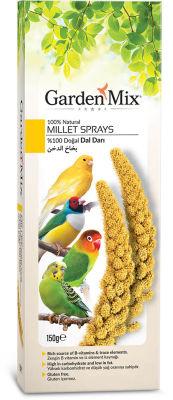 Garden Mix Platin Sarı Dal Darı 150 Gr