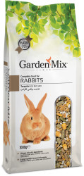 Garden Mix - Garden Mix Platin Tavşan Yemi 1000 Gr