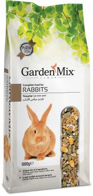 Garden Mix Platin Tavşan Yemi 1000 Gr