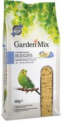Garden Mix - Garden Mix Platin Soyulmuş Muhabbet Kuşu Yemi 400 Gr