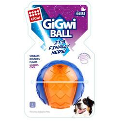 Gigwi - Gigwi 6299 Gigwi Ball Sert Top Köpek Oyuncağı 7 Cm