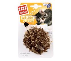 Gigwi - Gigwi 7019 Melody Chaser Sesli Peluş Kirpi Kedi Oyuncağı