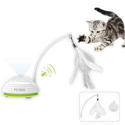 Gigwi - Gigwi 9022 Petgeek Running Smart Otomatik Kedi Oltası