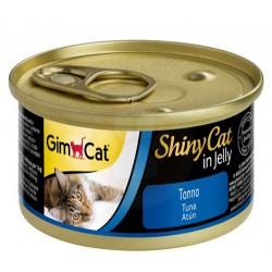GimCat - GimCat ShinyCat Ton Balıklı Jöleli Konserve Kedi Maması 70 Gr
