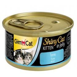 GimCat - GimCat ShinyCat Ton Balıklı Jöleli Yavru Kedi Konservesi 70 Gr