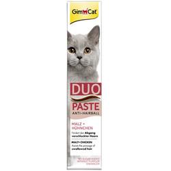 GimCat - GimCat Anti-Hairball Duo Paste Tavuklu Malt Kedi Macunu 50 Gr (1)