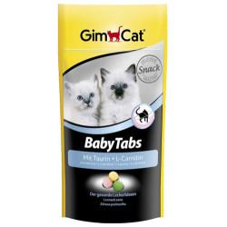 GimCat - Gimcat Baby Tabs Yavru Kedi Kalsiyumlu Vitamin Tableti 40 Gr