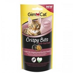 GimCat - Gimcat Crispy Bits Etli Anti-Hairball Kedi Ödülü 40 Gr