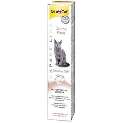 GimCat Derma Paste Deri ve Tüy Sağlığı Kedi Macunu 50 Gr