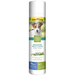 GimDog - Gimdog Biberiye Nane ve Adaçayı Kısa Tüylü Köpek Şampuanı 250 ML