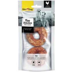 GimDog - Gimdog Chicken Donuts Tavuk Etli Köpek Ödülü 40 Gr
