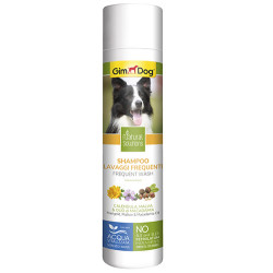 GimDog - Gimdog Kadife Çiçeği ve Avustralya Fındığı Sık Yıkama Köpek Şampuanı 250 ML