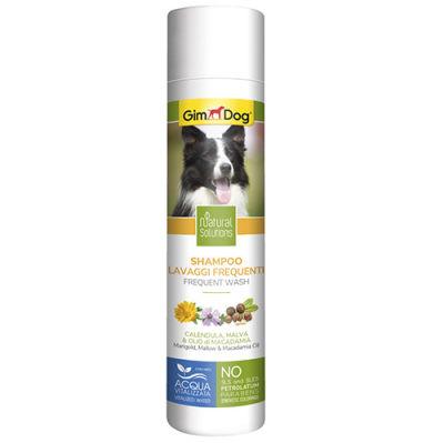 Gimdog Kadife Çiçeği ve Avustralya Fındığı Sık Yıkama Köpek Şampuanı 250 ML