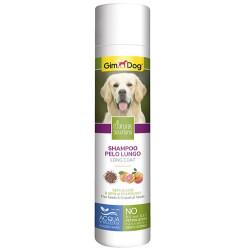 GimDog - Gimdog Keten Tohumu ve Üzüm Çekirdeği Uzun Tüylü Köpek Şampuanı 250 ML
