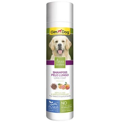 Gimdog Keten Tohumu ve Üzüm Çekirdeği Uzun Tüylü Köpek Şampuanı 250 ML