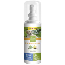 GimDog - Gimdog P-On Site Spray Çiş Köpek Eğitim Spreyi 100 ML