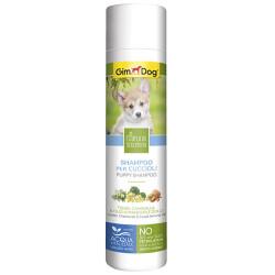 GimDog - Gimdog Puppy Ihlamur Papatya ve Badem Yağı Yavru Köpek Şampuanı 250 ML