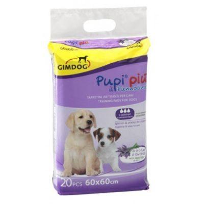 Gimdog Training Lavantalı Tuvalet Eğitim Çiş Pedi 60 x 60 Cm (20 Adet)