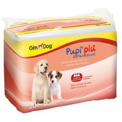 GimDog - Gimdog Training Tuvalet Egitim Çiş Pedi 60x60 Cm (20 Adet)